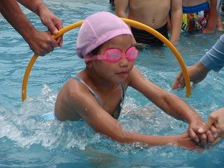 2年水泳⑤