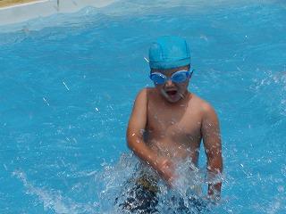 1年水泳⑧